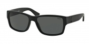 Polo PH4061 Sunglasses Sunglasses - 500187 Matte Black / Gray