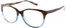 Gant GW Mona Eyeglasses  Eyeglasses - BRNBL: Brown Blue