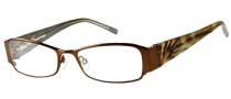 Rampage R 160 Eyeglasses Eyeglasses - BRN: Satin Brown