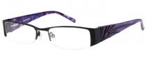 Rampage R 161 Eyeglasses  Eyeglasses - BLK: Satin Black