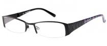 Rampage R 163 Eyeglasses  Eyeglasses - BLK: Satin Black