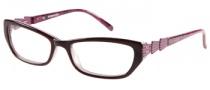Rampage R 164 Eyeglasses  Eyeglasses - BU: Burgundy Crystal