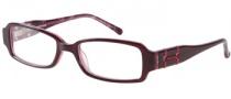 Rampage R 166 Eyeglasses Eyeglasses - PL: Burgundy Plum
