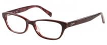 Candies C Isla Eyeglasses Eyeglasses - BU: Burgundy