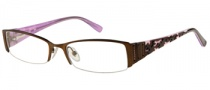 Candies C Lola Eyeglasses Eyeglasses - BRN: Brown