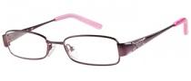 Candies C Maggie Eyeglasses Eyeglasses - PL: Plum