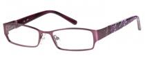 Candies C Payton Eyeglasses Eyeglasses - PL: Satin Plum