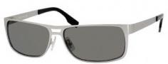 Hugo Boss 0451/P/S Sunglasses Sunglasses - 0011 Matte Palladium (1Z Brown Mirror Silver Lens)