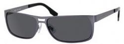 Hugo Boss 0451/P/S Sunglasses Sunglasses - 0C66 Semi Matte Blue (3Q Smoke Lens)