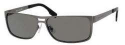 Hugo Boss 0451/P/S Sunglasses Sunglasses - 0R80 Semi Matte Dark Ruthenium (1Z Brown Mirror Silver Lens)