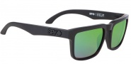 Spy Optic Helm Sunglasses Sunglasses - Matte Black / Bronze Polarized with Green Spectra