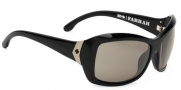 Spy Optic Farrah Sunglasses Sunglasses - Black / Bronze Polarized with Black Mirror