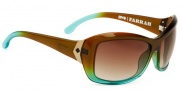 Spy Optic Farrah Sunglasses Sunglasses - Mint Green Chip / Bronze Fade