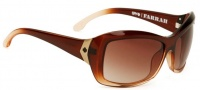 Spy Optic Farrah Sunglasses Sunglasses - Peach Blossom / Bronze Brown Fade