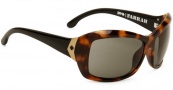 Spy Optic Farrah Sunglasses Sunglasses - Black / Tortoise / Grey Green Lens
