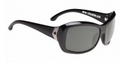 Spy Optic Farrah Sunglasses Sunglasses - Black/Happy Grey Green Polarized