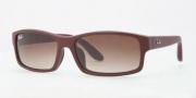 Ray-Ban RB 4151F Sunglasses Sunglasses - 710/73 Shiny Havana / Brown