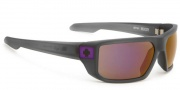 Spy Optic Mccoy Sunglasses Sunglasses - Ultra Violet / Grey with Purple Spectra