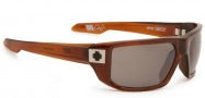 Spy Optic Mccoy Sunglasses Sunglasses - Brown Ale / Bronze Polarized with Black Mirror