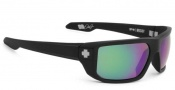 Spy Optic Mccoy Sunglasses Sunglasses - Matte Black / Bronze Polarized with Green Spectra