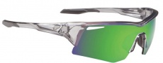 Spy Optic Screw Sunglasses Sunglasses - Clear Smoke / Bronze with Green Spectra