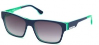 Diesel DL0012 Sunglasses Sunglasses - 92W