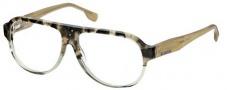Diesel DL5003 Eyeglasses Eyeglasses - 50A Shiny Green Havana