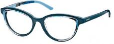 Diesel DL5009 Eyeglasses Eyeglasses - 092 Dark Green / Blue Turquoise