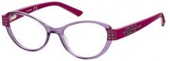 Diesel DL5011 Eyeglasses Eyeglasses - 081 Shiny Violet / Fuchsia