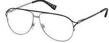 Diesel DL5017 Eyeglasses  Eyeglasses - 005 Shiny Light Ruthenium