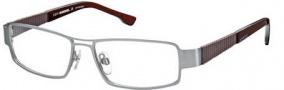 Diesel DL5019 Eyeglasses Eyeglasses - 009 Semi Shiny Gunmetal