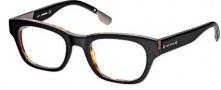 Diesel DL5035 Eyeglasses Eyeglasses - 005 Black / Shiny Havana