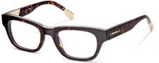 Diesel DL5035 Eyeglasses Eyeglasses - 052 Shiny Dark Havana