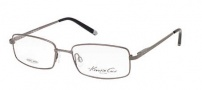 Kenneth Cole New York KC0179 Eyeglasses Eyeglasses - 008 Shiny Gunmetal