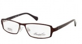 Kenneth Cole New York KC0188 Eyeglasses Eyeglasses - 050  Dark Brown