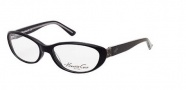 Kenneth Cole New York KC0189 Eyeglasses Eyeglasses - 001 Shiny Black
