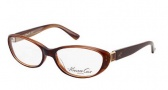 Kenneth Cole New York KC0189 Eyeglasses Eyeglasses - 050 Dark Brown