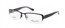 Kenneth Cole New York KC0190 Eyeglasses Eyeglasses - 002 Matte Black