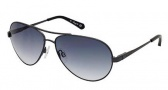 Kenneth Cole New York KC7029 Sunglasses  Sunglasses - 12B Shiny Dark Ruthenium / Gradient Smoke