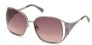 Swarovski SK0016 Sunglasses Sunglasses - 10Z