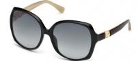 Swarovski SK0017 Sunglasses Sunglasses - 01B