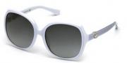 Swarovski SK0017 Sunglasses Sunglasses - 26B