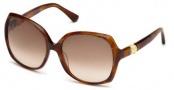 Swarovski SK0017 Sunglasses Sunglasses - 53F