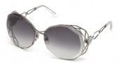 Swarovski SK0021 Sunglasses  Sunglasses - 12B