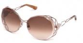 Swarovski SK0021 Sunglasses  Sunglasses - 72F
