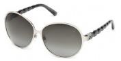 Swarovski SK0023 Sunglasses Sunglasses - 16B