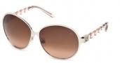 Swarovski SK0023 Sunglasses Sunglasses - 16F