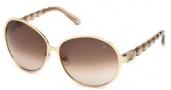 Swarovski SK0023 Sunglasses Sunglasses - 28F