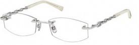 Swarovski SK5042 Eyeglasses Eyeglasses - 018