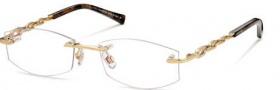 Swarovski SK5042 Eyeglasses Eyeglasses - 028
